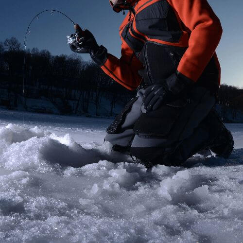 The Best Ice Fishing Tips