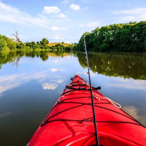 The Best Kayak Fishing Tips