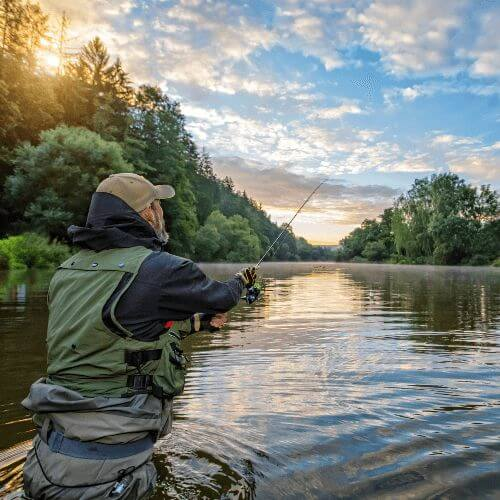 The Best River Fishing Tips