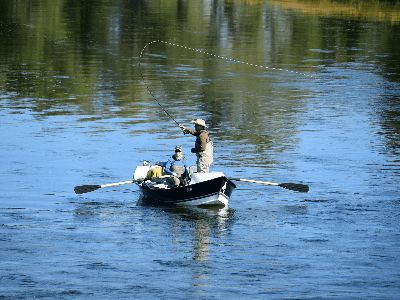 Fly fishing in the USA