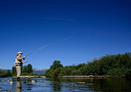 About Fly Fishing