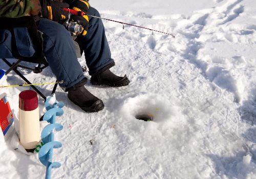 About Ice Fishing