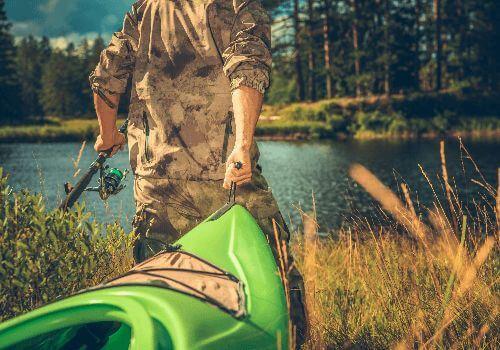 About Kayak Fishing