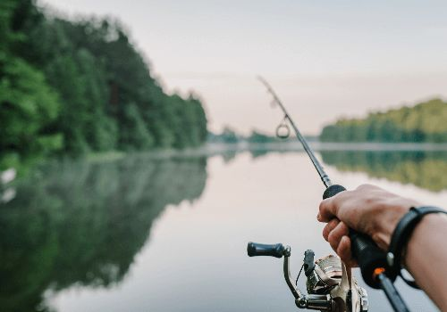About River Fishing