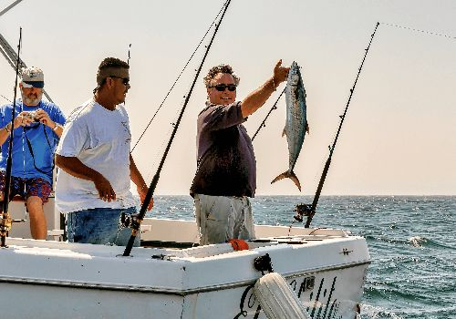 About Saltwater Fishing